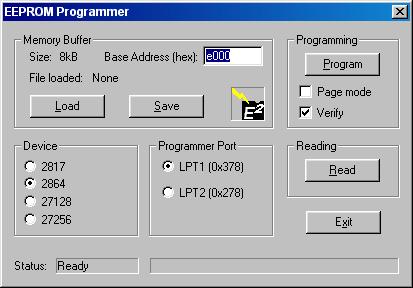 Chris's 6502 Computer