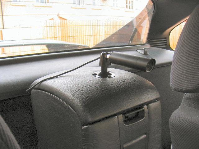 Video Camera For Car